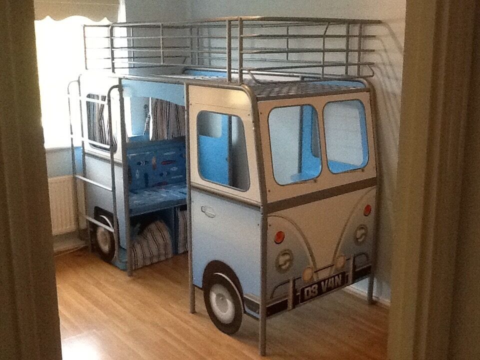Kids DeVan Campervan bed for sale