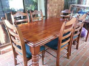 Dining Setting Langwarrin Frankston Area Preview