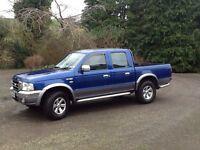 Ford Ranger XLT Thunder. Ballycarry, Co Antrim.