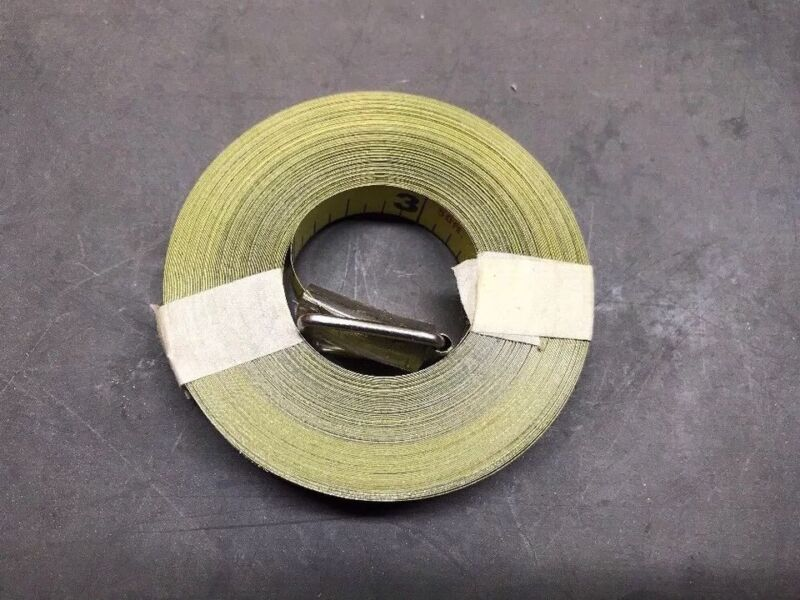 """Spencer Pro Loggers Tape REFILL 3/8"""" 50"""