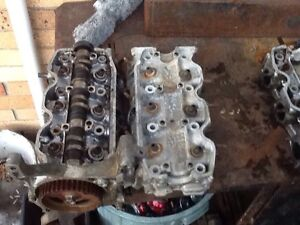 Pajero/ V6 3L heads.  $50 each.  Or swap. Westbury Meander Valley Preview