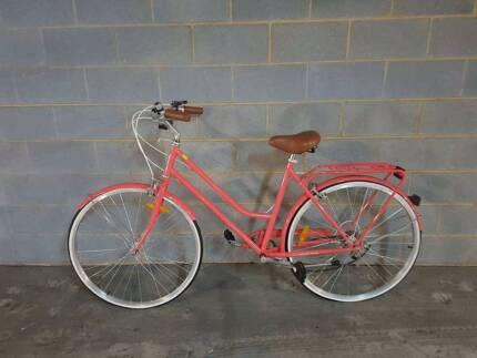 Vintage Ladies Bike (Lite)