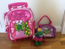 Dorothy the Dinosaur - 2 bags and plush toy Birdwoodton Mildura City Preview