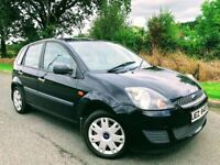 2008 Ford FIesta Style 1.2 Will be Sold With a Full Years MOT