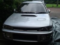 Subaru wrx turbo