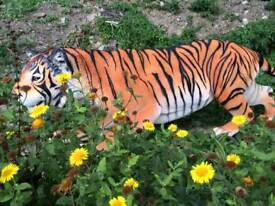 Life sized theatrical tiger prop for sale!