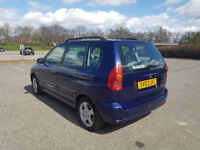 AUTOMATIC 1.6L PETROL MITSUBISHI SPACE STAR 1 YEAR MOT ONLY 51K MILES!!!!!!