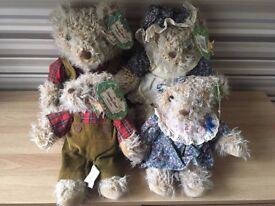 the family bear collection,1994