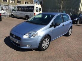 FIAT PUNTO GRANDE IDEAL 1ST CAR ULTRA LOW MILEAGE VEHICLE FULL SERVICE HISTORY
