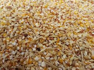 20 kg Bag of Cracked Livestock Mix - Barley, Corn & Sorghum Marburg Ipswich City Preview