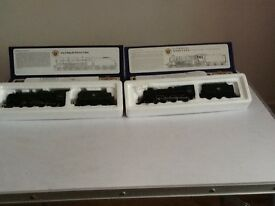 2 Bachman 00 gauge locos