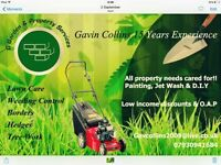 Garden service