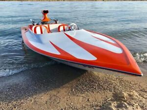 Looking for old school jet boat