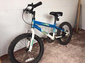 """Halfords Apollo Outrage Children's bike 18"""""""