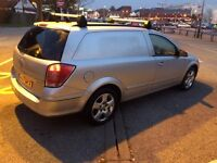 VAUXHALL ASTRA VAN 1.9 DIESEL AUTOMATIC VERY ECONOMIC ON FUEL 70 MILES PER GALLON TAX AND MOT