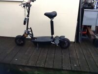 Electric scoote