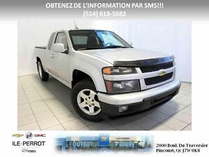 2010 Chevrolet Colorado 2WD Extended Cab 4 cyl, impeccable, 1 pr