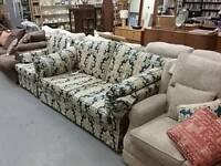 Sofa and arcmchair