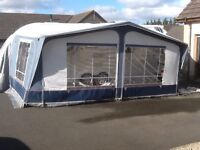 Dorema Madison size 12 awning