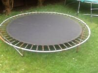 TRAMPOLINE BASE 10FT
