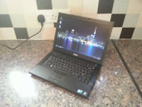 "DELL E6410 14.1"" LAPTOP, FAST CORE i5 2.53GHz, 6GB, 250GB, WIFI, DVDR, BLUETOOTH, NVIDIA 512, OFFICE"