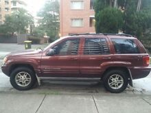 2000 Jeep Grand Cherokee Wagon Chatswood Willoughby Area Preview