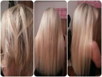 Hair extensions high quality SPECIAL!!
