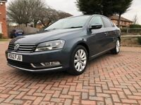 pco london vw passat 2.0 tdi highline