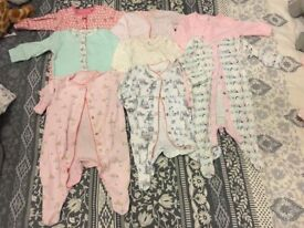 Baby girls next clothes