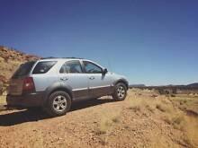 2004 Kia Sorento Wagon Darwin CBD Darwin City Preview