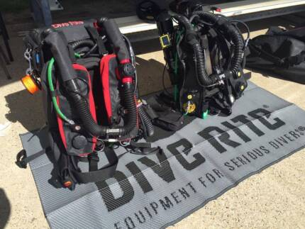 Dive RITE Optima 2 Rebreather