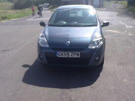 Renault Clio sold