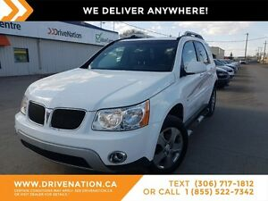 2009 Pontiac Torrent GT SUNROOF! LEATHER! AWD! PERFECT FOR AN...