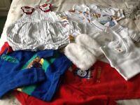 Vintage 1980s boys baby clothes