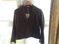 Superdry ladies tweed blazer/jacket L
