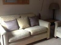 two 2 x seater sofas mcdonalds furnishings