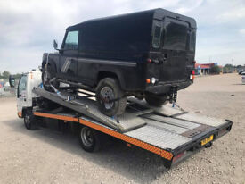 Recovery Truck 7,5 T Delivery Cars Vans