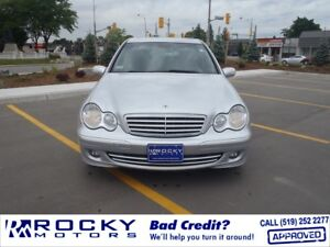 Mercedes-Benz C280 Luxury 4MATIC - BAD CREDIT APPROVALS