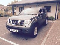 NISSAN PATHFINDER - 2.5L MANUAL DIESEL 7 SEAT 4x4 - FINANCE AVAILABLE - WARRANTY - FREE DELIVERY CAR