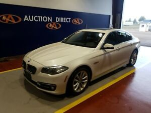 2016 BMW 528i xDrive AWD! SUNROOF! NAVI! LOADED!