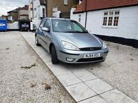 FORD FOCUS HATCHBACK (1998 - 2005) MK1 1.6 i 16V ZETEC 5DR. IN EXCELENT CONDITION.