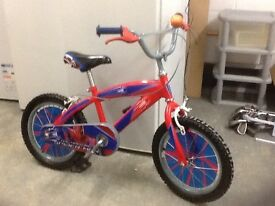 Childrens bike