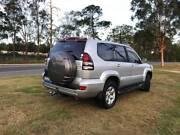 2003 Toyota LandCruiser Prado, 4x4, Auto, 7 Seater, Dual Fuel Slacks Creek Logan Area Preview