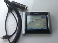 Navman satnav S series with uk maps