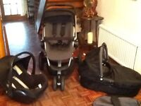 Quinny buzz storm travel system