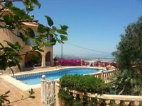 Two bedroom holiday apartment for rent on the Costa Blanca