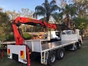 Volvo FM9 Crane Truck Jimboomba Logan Area Preview