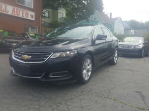 2014 Chevrolet Impala 1LT just drove car back from ontario.ca...