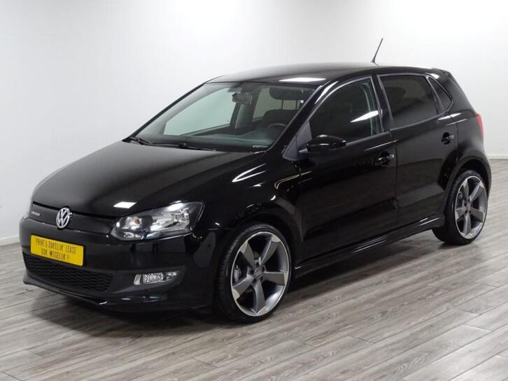 volkswagen polo 1 2 tdi bluemotion technology comfortline volkswagen. Black Bedroom Furniture Sets. Home Design Ideas