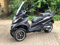 Piaggio MP3 500 Sport Excellent Condition 2900 miles (Motorcycle, Moped, Scooter)